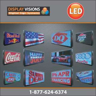 FULL COLOR LED Programmable Message Sign OUTDOOR 20mm