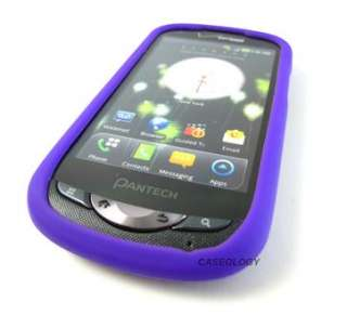 SILICONE GEL SKIN CASE COVER PANTECH BREAKOUT PHONE ACCESSORY