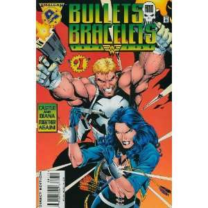 Bullets and Bracelets, Edition# 1: Amalgam: Books