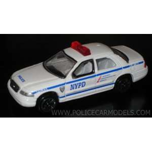com 1/64 NYPD New York City Police Ford Crown Victoria Toys & Games