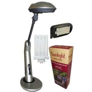 Sunlight Desk Lamp Natural Full Spectrum Sun Light. Simulates Daylight