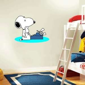 Charlie Brown Snoopy Wall Decal Room Decor 25 x 17