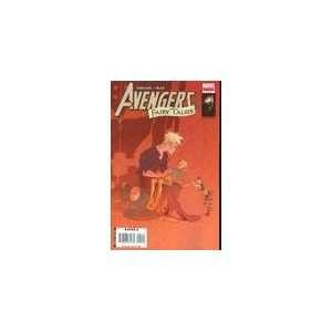 : Avengers Fairy Tales # 2 (of 4): C. B. Cebulski, Nuno Plati: Books