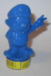 1989 Nintendo Super Mario Brothers Mario Candy UNUSED