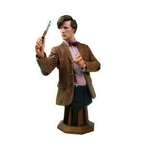 Doctor Who Matt Smith as The 11th Doctor Maxi Bust (Red Version