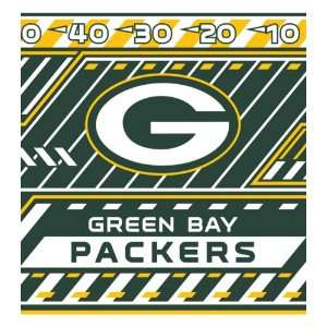 Turner NFL Green Bay Packers Stretch Book Covers (8190176