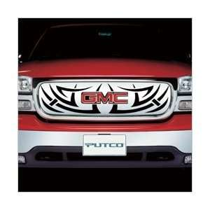 Putco 85133 Tribe Mirror Stainless Steel Grille Automotive