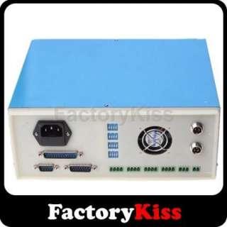 CNC 4 Axis Stepper Motor Driver Control Controller BOX Standard