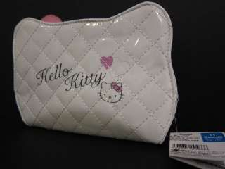 Hello Kitty Big Pink Bow Wallet Purse coins bag Card Holder