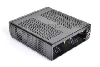 ITX Case w/ 2x Metal Power Harnesses Car PC Carputer M3 ATX Compatible