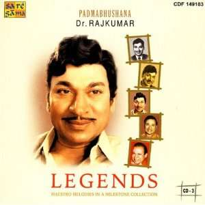 In A Milestone Collection Vol. 3: Padmabhushana Dr. Rajkumar: Music