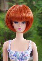 Barbie WIG size 4   Hannah Carrot Red. HOT!