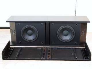 Series III Direct/Reflecting Stereo Bookshelf SPEAKERS Black