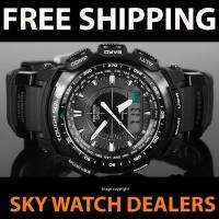Casio Protrek Tough Solar Triple Sensor Watch PRG 510 1 PRG510