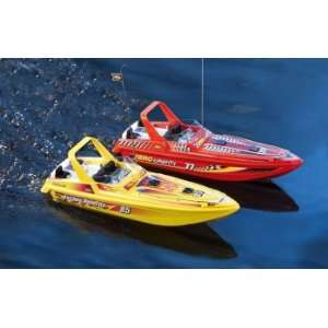 Radio Controlled Turbo Boat  Sports & Outdoors