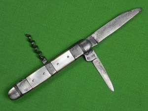 Antique German Germany Solingen Folding Pocket Knife