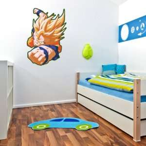Son Goku Wall Decal Wall Decor 30 x 21