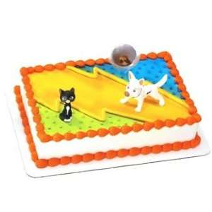 Disney Bolt and Friends Cake Topper Set: Toys & Games