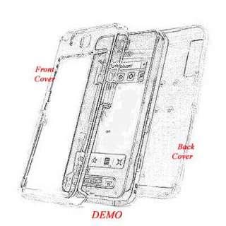 For HTC Inspire 4G Accessory Hard Case   Zebra
