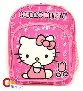 Sanrio Hello Kitty School Backpack Toddler Bag Tulip