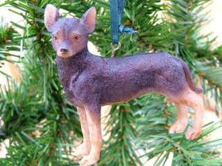 New Chihuahua Pet Dog Christmas Tree Ornament