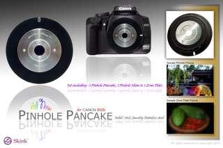Skink Pinhole Pancake Creative Kit for Canon DSLR SLR*