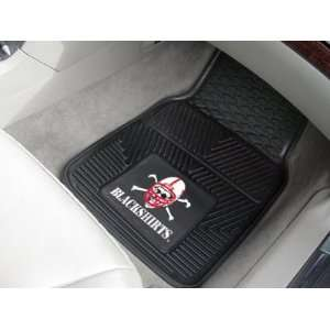 Custom Made   10716   Nebraska 2 pc Heavy Duty Vinyl Car Mat Set