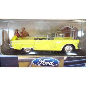Die Cast Classic Car Ford Thunderbird 1956 Convertible Toys & Games