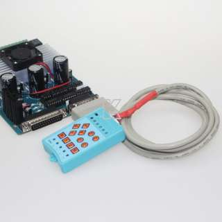 CNC Manual 3 Axis Handle Controller For TB6560 3 Axis Stepper Motor