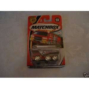 Matchbox Dump Truck Rescue Rookies #55 Toys & Games