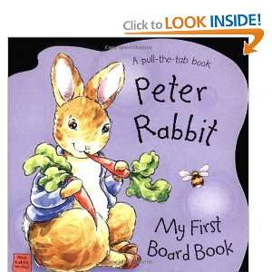 Peter Rabbits My First Board Book (Potter) (9780723256908