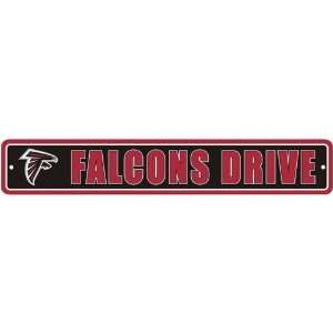 NFL Football   Atlanta Falcons Falcons Drive