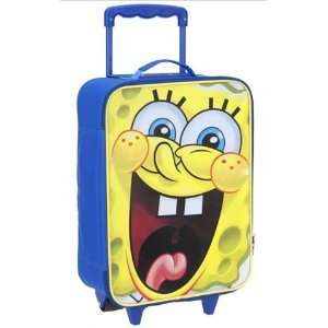 Nickelodeon Spongebob Squarepants Smile Face Travel Pilot