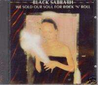 BLACK SABBATH We Sold Our Soul For Rock n Roll 1 CD