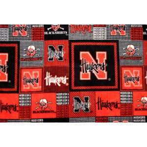 College University of Nebraska Cornhuskers Blackshirts