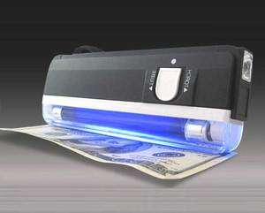 AccuBanker D22 Portable Money Detector (UV)