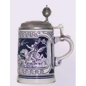 Zoller & Born Ceramic German Beer Stein Kitchen & Dining