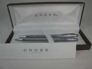 Cross Helios Ball Point Pen Pencil Executive Gift Set