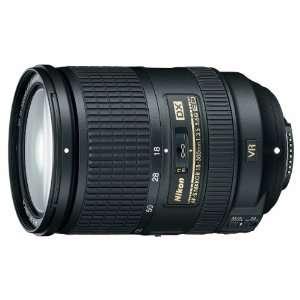 Nikon 18 300mm f/3.5 5.6G AF S DX Nikkor Lens Camera
