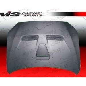 VIS Racing 08 09 Mitsubishi Lancer Evolution OEM (DF) Carbon Fiber