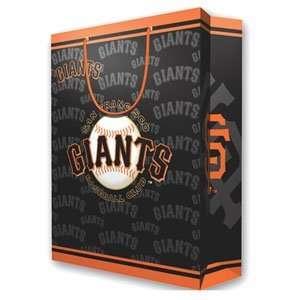 San Francisco Giants MLB Large Gift Bag (15.5 Tall