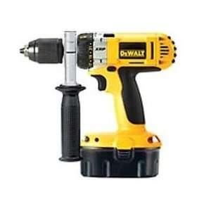 DEWALT DW987K 2R Heavy Duty 18 Volt Ni Cad 1/2 Inch Cordless Drill