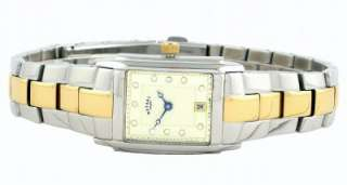 Rotary Ladies Watch Two Tone Bracelet LB72830/08