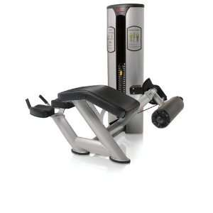 FreeMotion Commercial Selectorized EPIC Prone Leg Curl Machine: