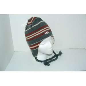 NFL Denver Broncos Braided Knit Beanie Hat Ski Skull Cap