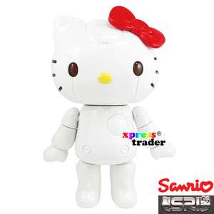 H001 Sanrio Hello Kitty SRI Robot K action figure 2011