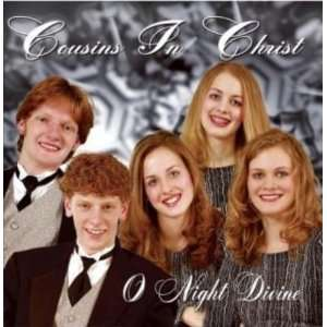 O Night Divine   CD: Electronics