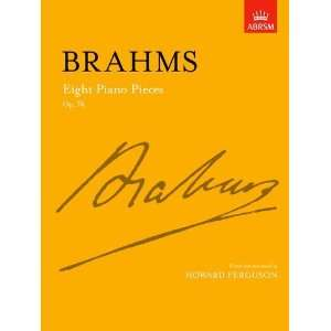 Eight Piano Pieces (Signature Series (Abrsm