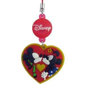 Disney Mickey & Minnie Mouse Flashing Handheld & Cell Phone Charm