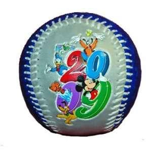 2009 Walt Disney World Baseball  Toys & Games